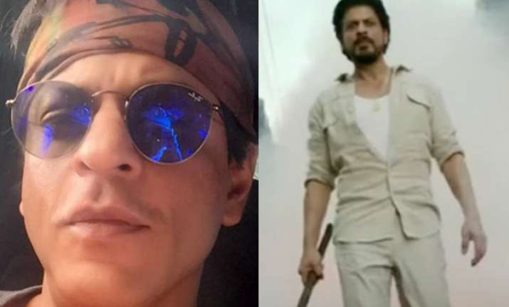 raees after first look shah rukh launches movie teaser