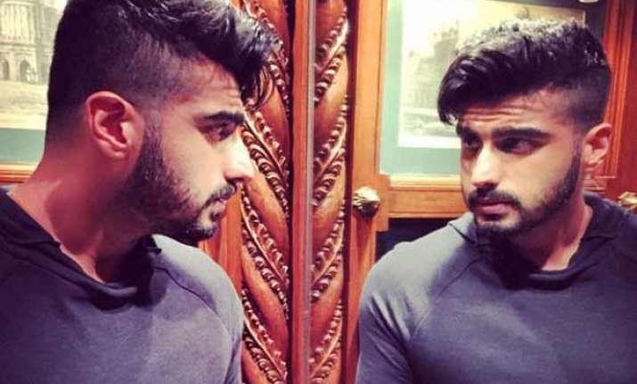 arjun s new haircut his saviour from summer heat