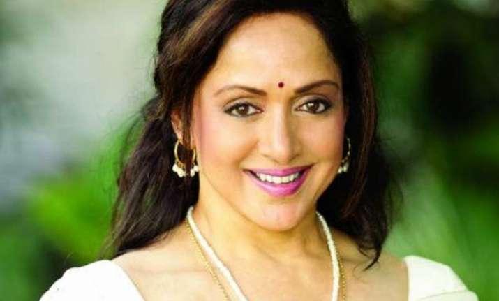 hema malini to sing bhajans will release album