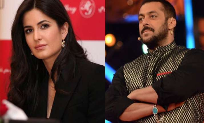 here is katrina s perfect reaction to salman khan s strong