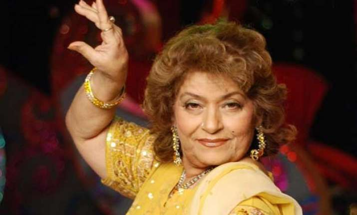 choreographer saroj khan working on hollywood film