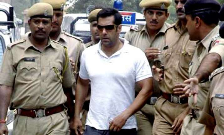 salman khan 2002 hit and run case the actor records
