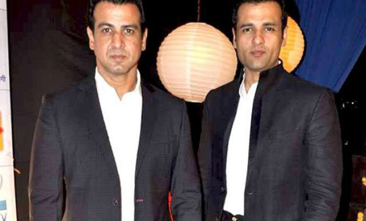 rohit roy turns writer for brother ronit
