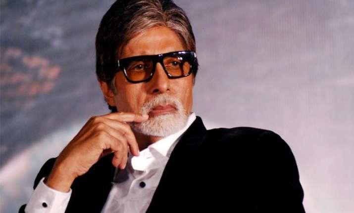 hrishikesh mukherjee was godfather to us big b
