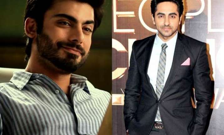 fawad khan is new eyecandy who can act ayushmann