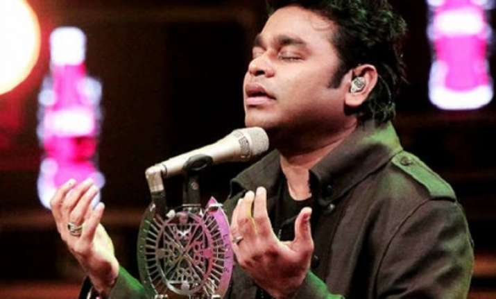 luckily i m not yet 50 a.r. rahman on his birthday