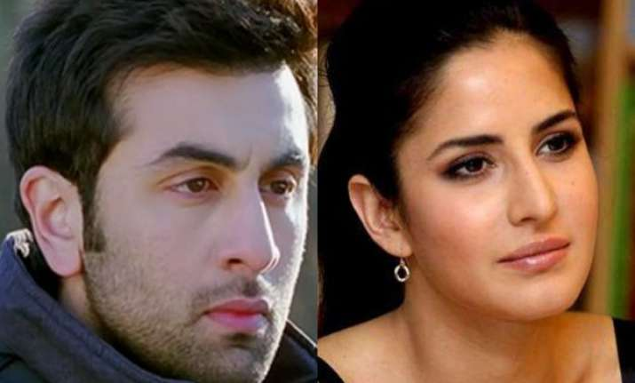 when ranbir and katrina came face to face after their break