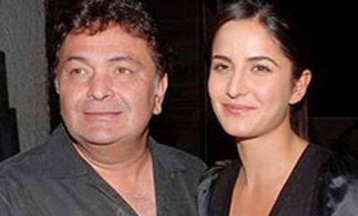 katrina kaif says rishi kapoor a living legend