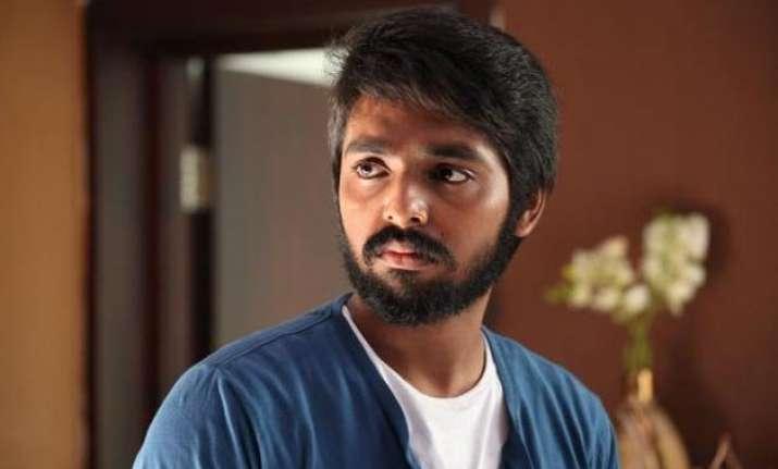 g.v. prakash s beard look helped him bag role in darling