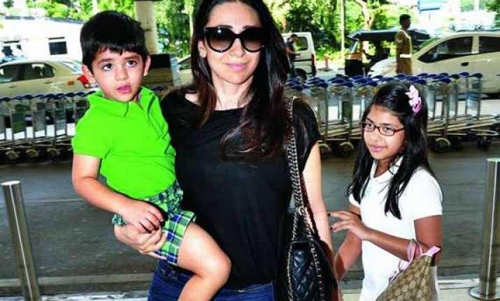 karisma kapoor talks about kids and career