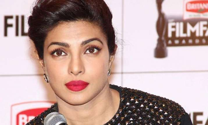 priyanka chopra on the defensive after statement on