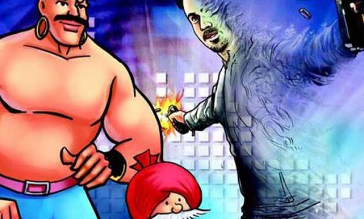 emraan hashmi to seek chacha chaudhary s help on screen
