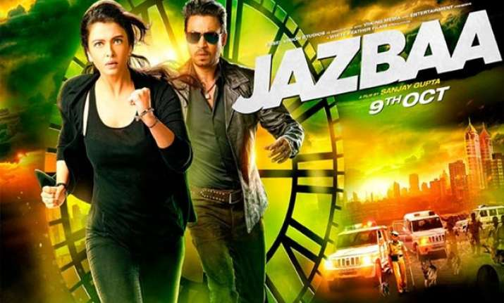 jazbaa review even aishwarya irrfan could not save this