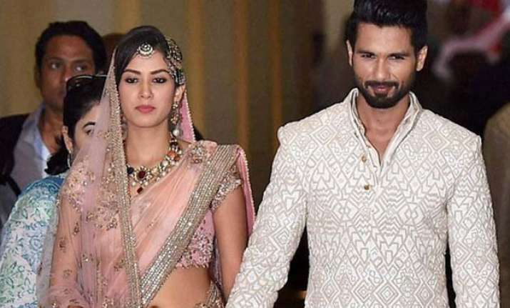 shahid kapoor s sister talks about her equation with mira