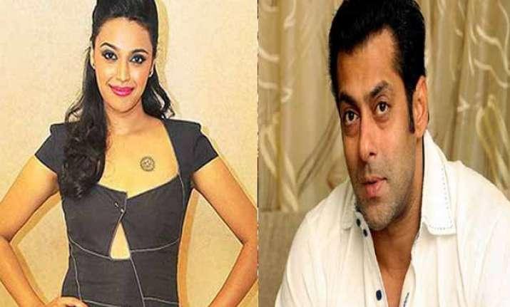 swara is very talented salman khan