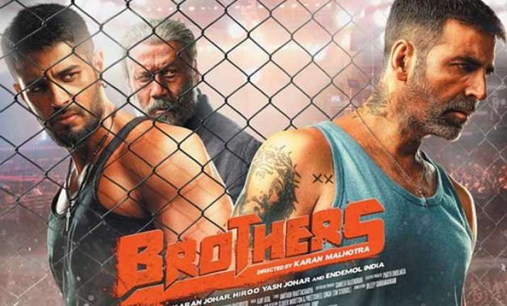 akshay kumar sidharth malhotra s first look out as brothers