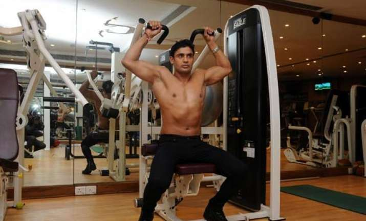 sangram singh to share fitness mantra on tv
