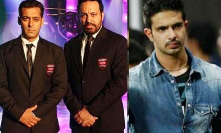 salman s bodyguard shera s son refuses big movie offer for