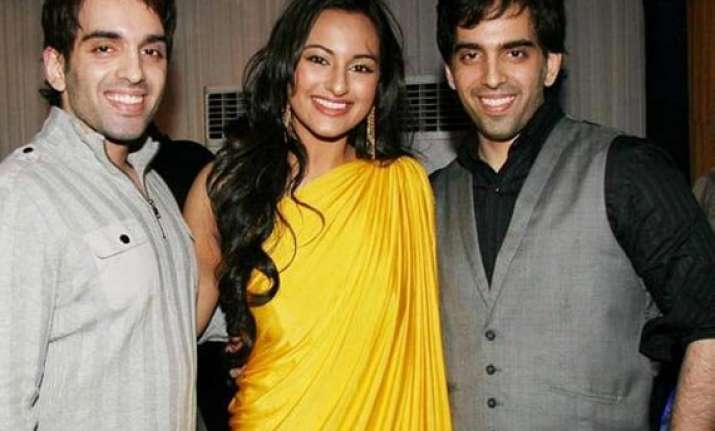 sonakshi sinha forms production company with brothers luv