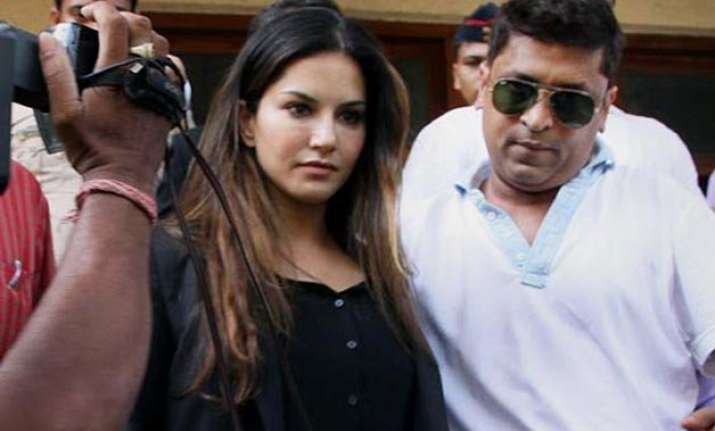 sunny leone records her statement in obscenity case