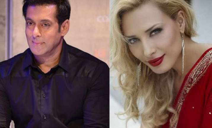 salman khan promotes rumoured girlfriend iulia vantur s new