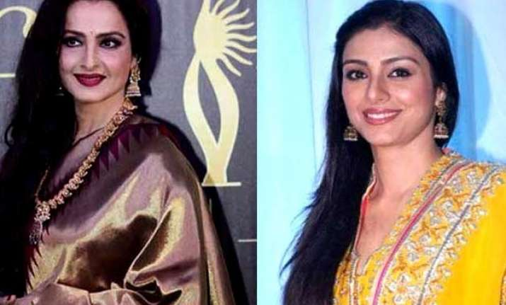 rekha leaves fitoor makers in a fix tabu fills the space