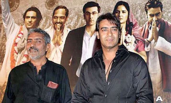 ajay devgn had doubts about his role in raajneeti
