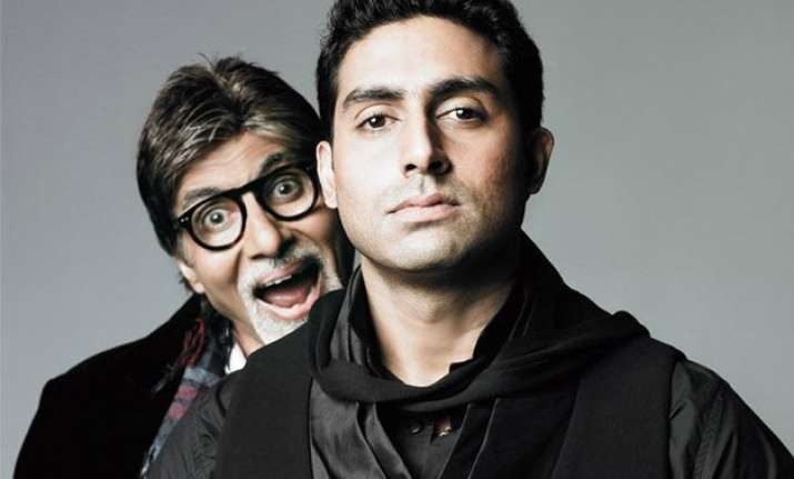 abhishek bachchan reveals why his father amitabh bachchan s