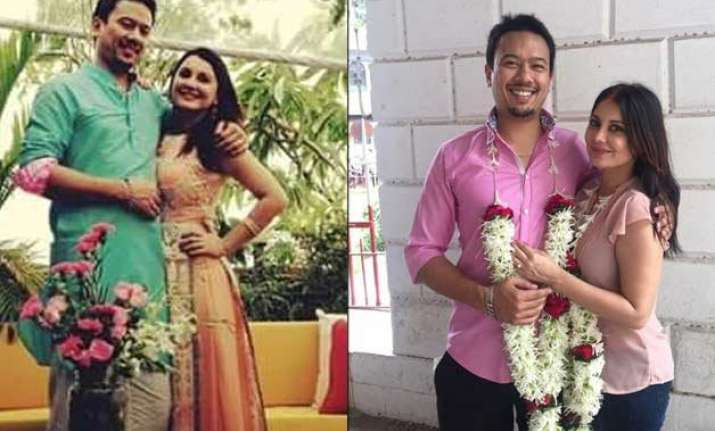 minissha lamba marries beau ryan tham in court see pics