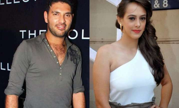 Yuvraj Singh and Hazel Keech open up about their engagement