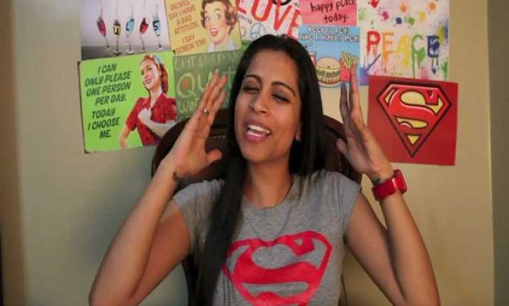 superwoman meets dilwale rohit varun in mumbai