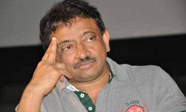 ram gopal varma booked for tweets on lord ganesh