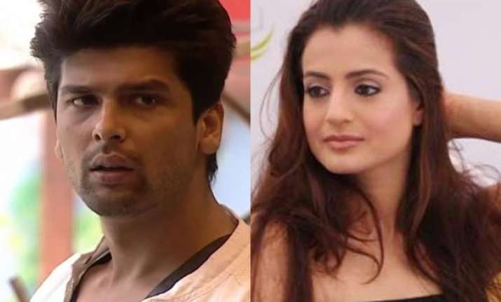 kushal tandon vs ameesha patel know why both abused each