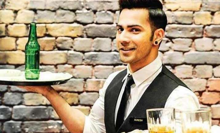 varun dhawan performs a death defying stunt for abcd 2