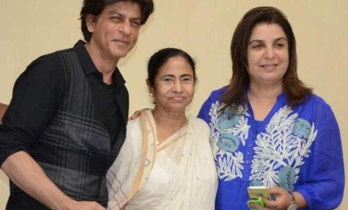 farah khan has a new admirer in mamata banerjee