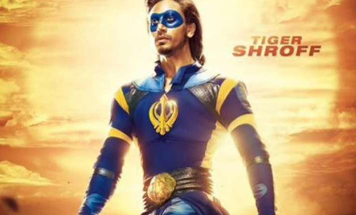 tiger shroff s a flying jatt to hit the screens on august 25