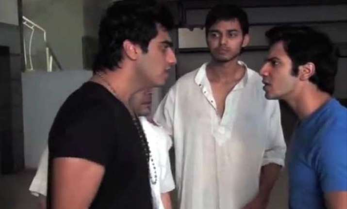 arjun kapoor and varun dhawan s fatal encounter watch video