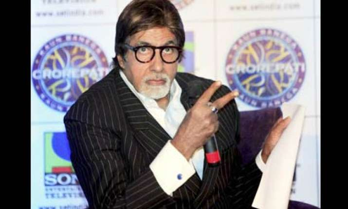 five crore calls in 8 days for kbc 4