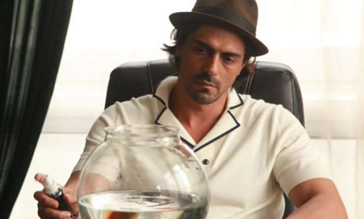 arjun rampal nervous about his film roy feels like newcomer
