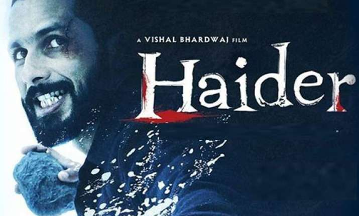 haider movie review it s a masterpiece by vishal bhardwaj