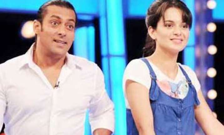 salman kangna come closer and closer