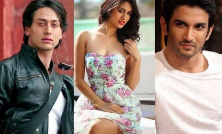 tiger shroff s rumoured girlfriend disha patani to soon