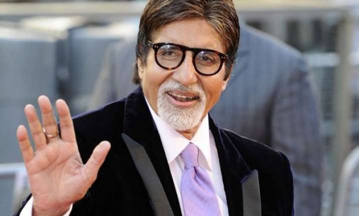 amitabh bachchan to sing compose for new tv show