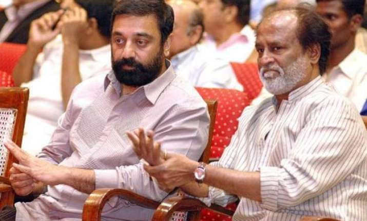 rajinikanth and kamal haasan to come together for cricket