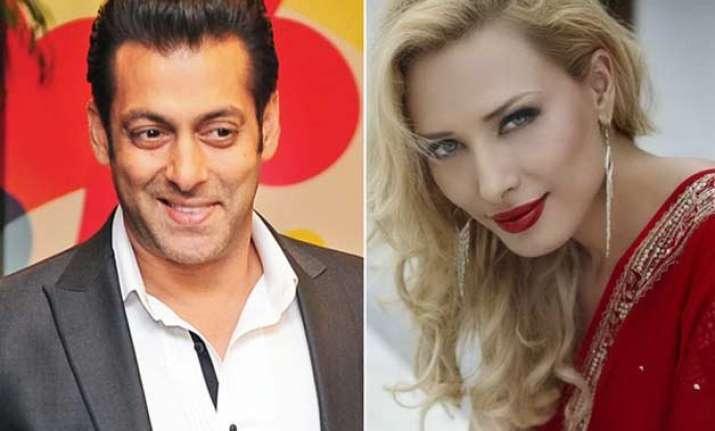 omg salman khan and iulia vantur get engaged