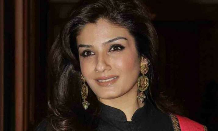 raveena tandon sparks controversy over sexist twitter