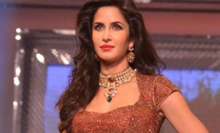 katrina says she would have turned even clown to work with