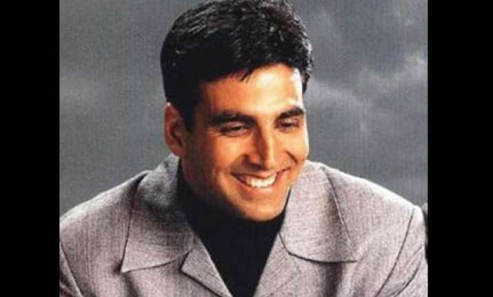 akshay has decided to star only in comedies