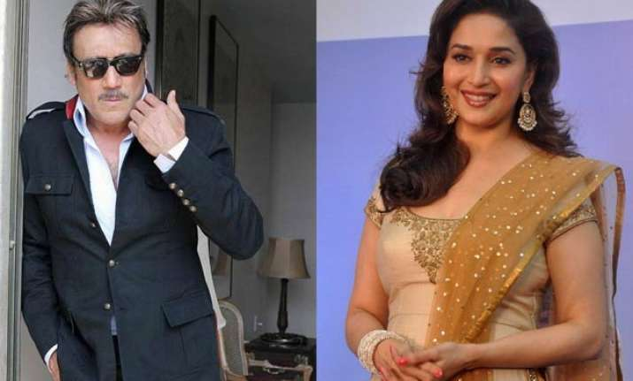 jackie shroff wants to do romantic film with madhuri dixit