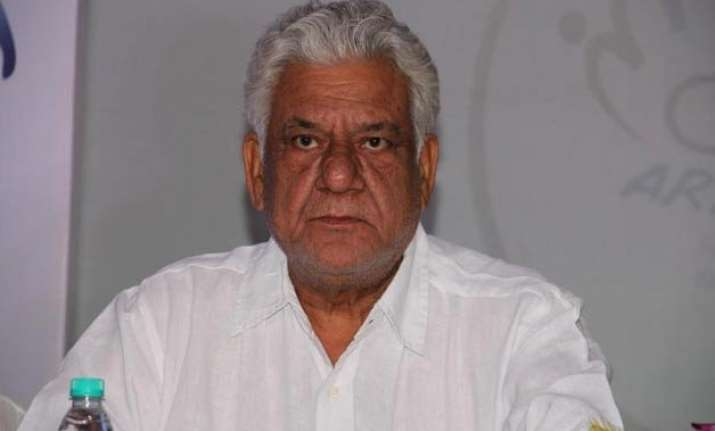 abusive language shouldn t be allowed in films om puri